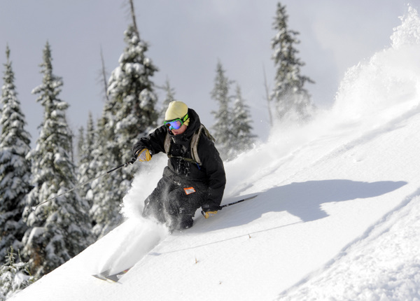 Colorado Ski Opening Wolf Creek