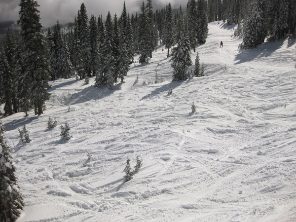 Wolf Creek Opening day